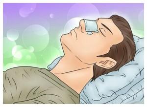 مراقبتهای پس از عمل بینی