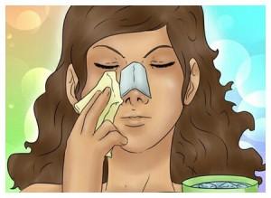 کمپس سرد بعد عمل جراحی زیبایی بینی