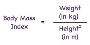 نحوه محاسبه شاخص توده بدن برای چاقی