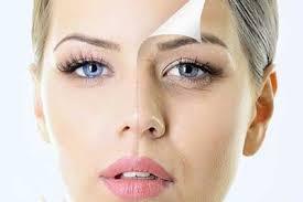 عوامل موثر درپیری پوست
