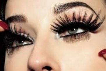 استفاده از مژه مصنوعی وخطر سلامت چشم