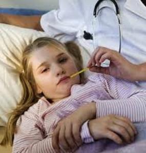 آنفولانزای کودکان وکمک به رفع مشکلات ناشی از این بیماری