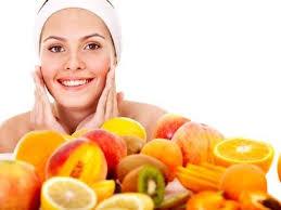 پوست شاداب با استفاده از میوه ها