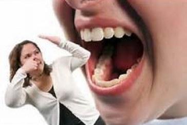 خداحافظی با بوی بد دهان
