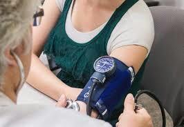 دلیل فشار خون بالا