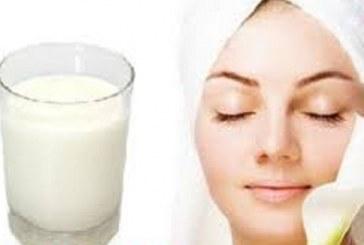 با استفاده از ماسک شیر چهره ای جذاب و دلربا داشته باشید