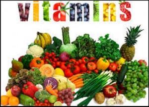 نقش ویتامین ها در سلامت وشادابی پوست
