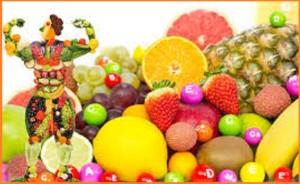نقش ویتامین ها در بدن