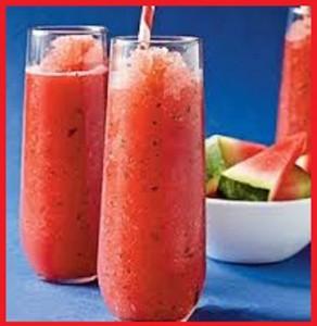 آب هندوانه و از بین بردن چربی های شکم