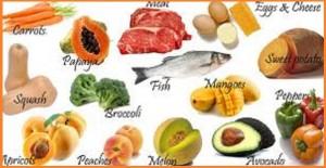 مواد غذایی مفید جهت افزایش اشتها و درمان لاغری