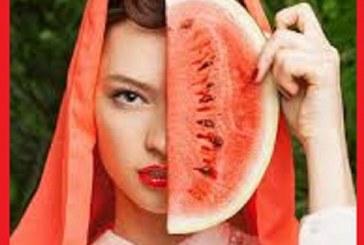 با ماسک هندوانه پوستتان را زیبا  کنید