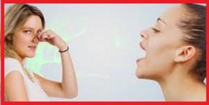 راه های از بین بردن بوی بد دهان
