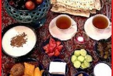 باید ها و نباید های تغذیه در ماه مبارک رمضان