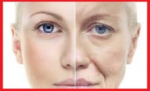 علت پیری پوست در خانم ها
