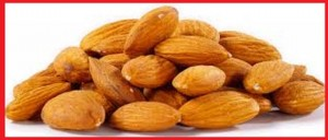 بادام خوراکی مفید جهت چاق شدن