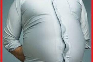 راه های از بین بردن چاقی های موضعی  شکم