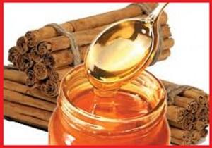 ماسک دارچین و عسل در درمان جوش