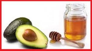 ماسک عسل و آووکادو در درمان جوش