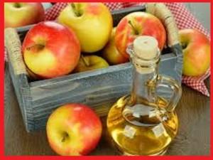 سرکه سیب در درمان ریزش مو