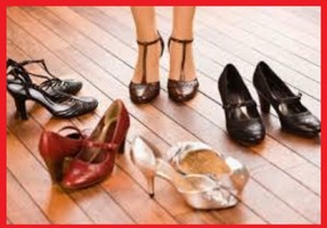 معایب استفاده از کفش های پاشنه بلند
