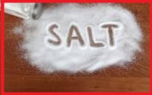 عوارض مصرف نمک زیاد