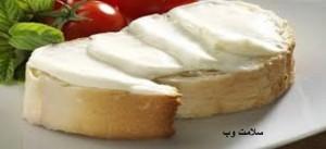 خواص پنیر خامه ای