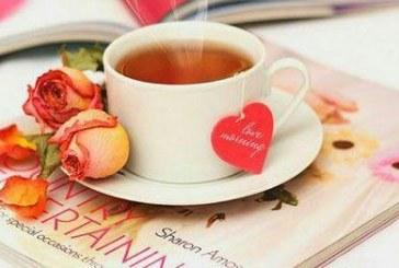 رسیدن به آرامش با نوشیدن چای گل سرخ