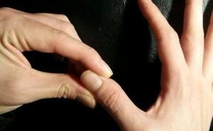 کاهش سرماخوردگی با ماساژ انگشت شصت