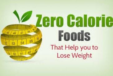 میوه ها و سبزیجات صفرکالری در رژیم های لاغری