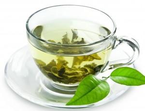 چای سبز مفید برای کبد