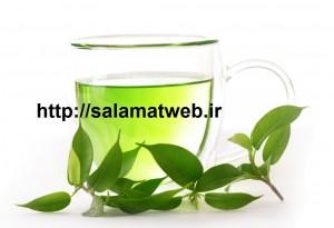 چای سبز کاهنده چربی