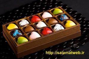 شکلات خوراکی شادی بخش