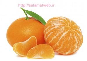 نارنگی میوه مفید در درمان سرماخوردگی