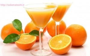 پرتقال و بیمه کردن بدن در برابر سرماخوردگی