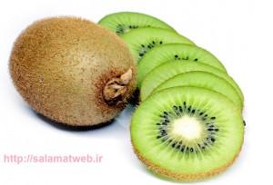 کیوی میوه مفید در درمان سرماخوردگی