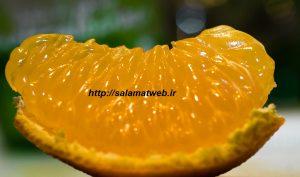 نارنگی و کاهش فشار خون