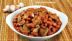 لوبیا چیتی خوراکی چربی سوز