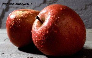 سیب و کاهش وزن