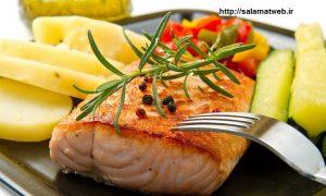 ماهی و کاهش چربی خون