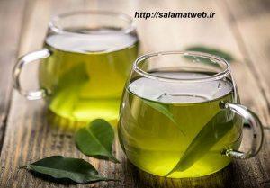 ترکیبات چربی سوز موجود در چای سبز