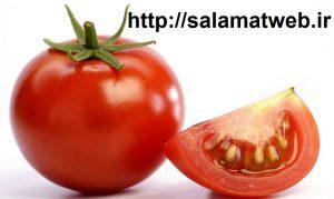 افراط در مصرف گوجه فرنگی ممنوع