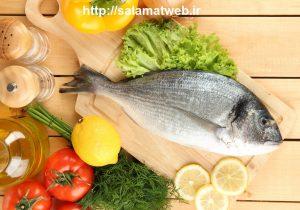 ماهی به علت داشتن روی و ویتامین دی در پسر شدن جنین موثر است