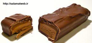 با مصرف شکلات دختر دار شوید
