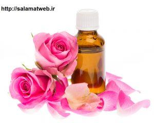 درمان افسردگی با روغن گل سرخ