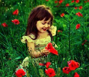 با گشت و گذار در طبیعت کودکان شادی داشته باشید
