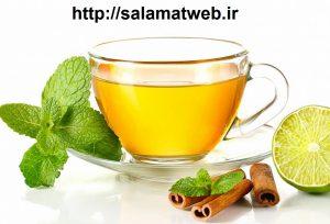 دم نوش دارچین سرشار از ویتامین ث و مفید در درمان سرماخوردگی