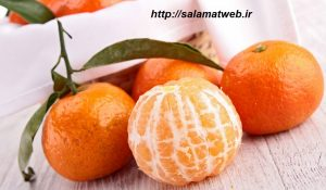 نارنگی و کاهش وزن