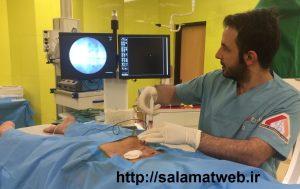 تزریق اپیدورال روش درمانی مناسب برای تنگی کانال نخاع