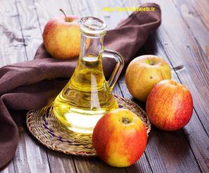 روش مصرف سرکه سیب برای لاغری
