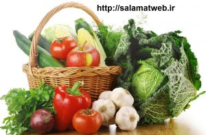 کاهش وزن به شرط مصرف سبزیجات